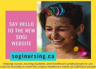 Sexual Orientation Gender Identity Nursing Education