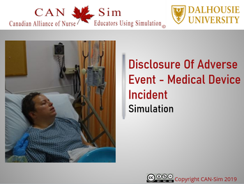 Medical Device Incident