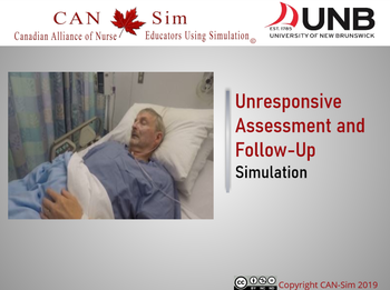 Post Operative Unresponsive Patient & Discharge Follow-up (2 Part Game)