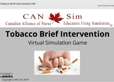 Tobacco Cessation – Coming Soon