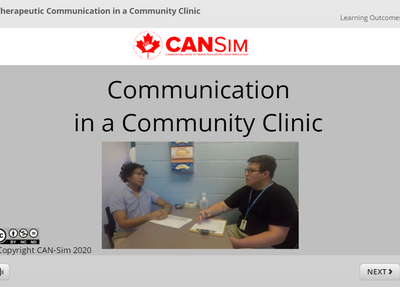 Communication in a Community Clinic