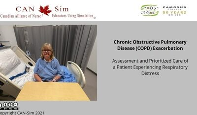 Chronic Obstructive Pulmonary Disease (COPD) Exacerbation