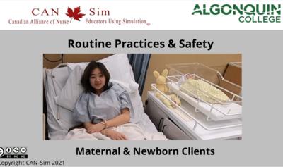 Patient Safety – Newborn Assessment