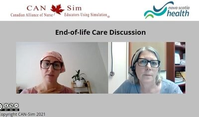 End of Life Care Discussion