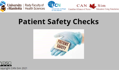 Patient Safety Check
